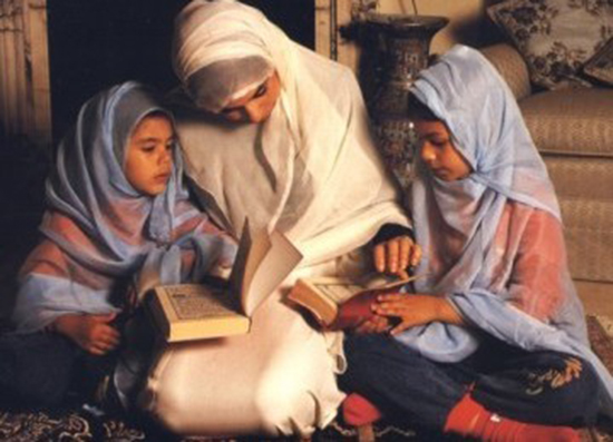 peran keluarga terhadap pendidikan