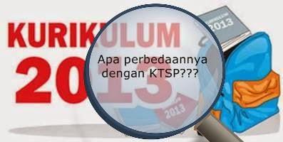 Perbedaan Kurikulum 2013 dengan KTSP