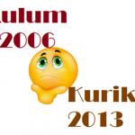 kurikulum 2013 dan ktsp